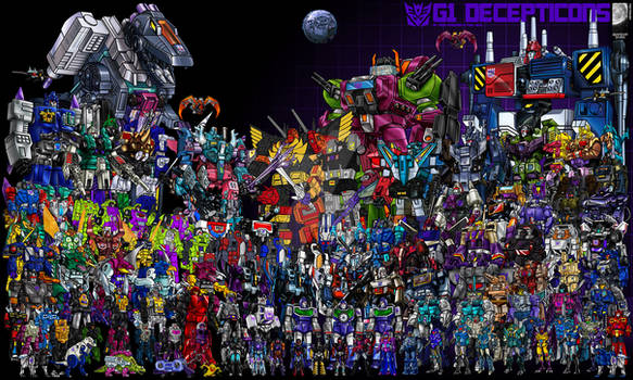 Decepticon Poster new layout/updates