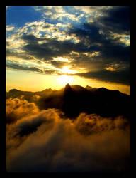 Last Sunset by Lilywen