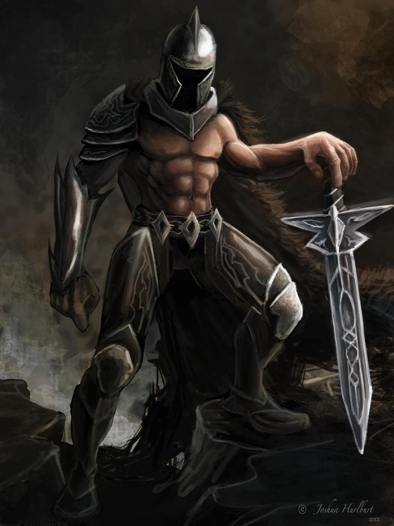 Warrior Design by JHurlburt on DeviantArt
