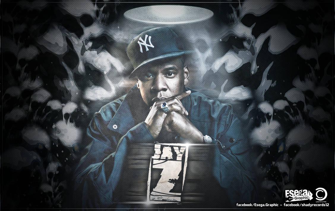 Jay Z Wallpaper Calismasi Esega Graphic Ft Cc By