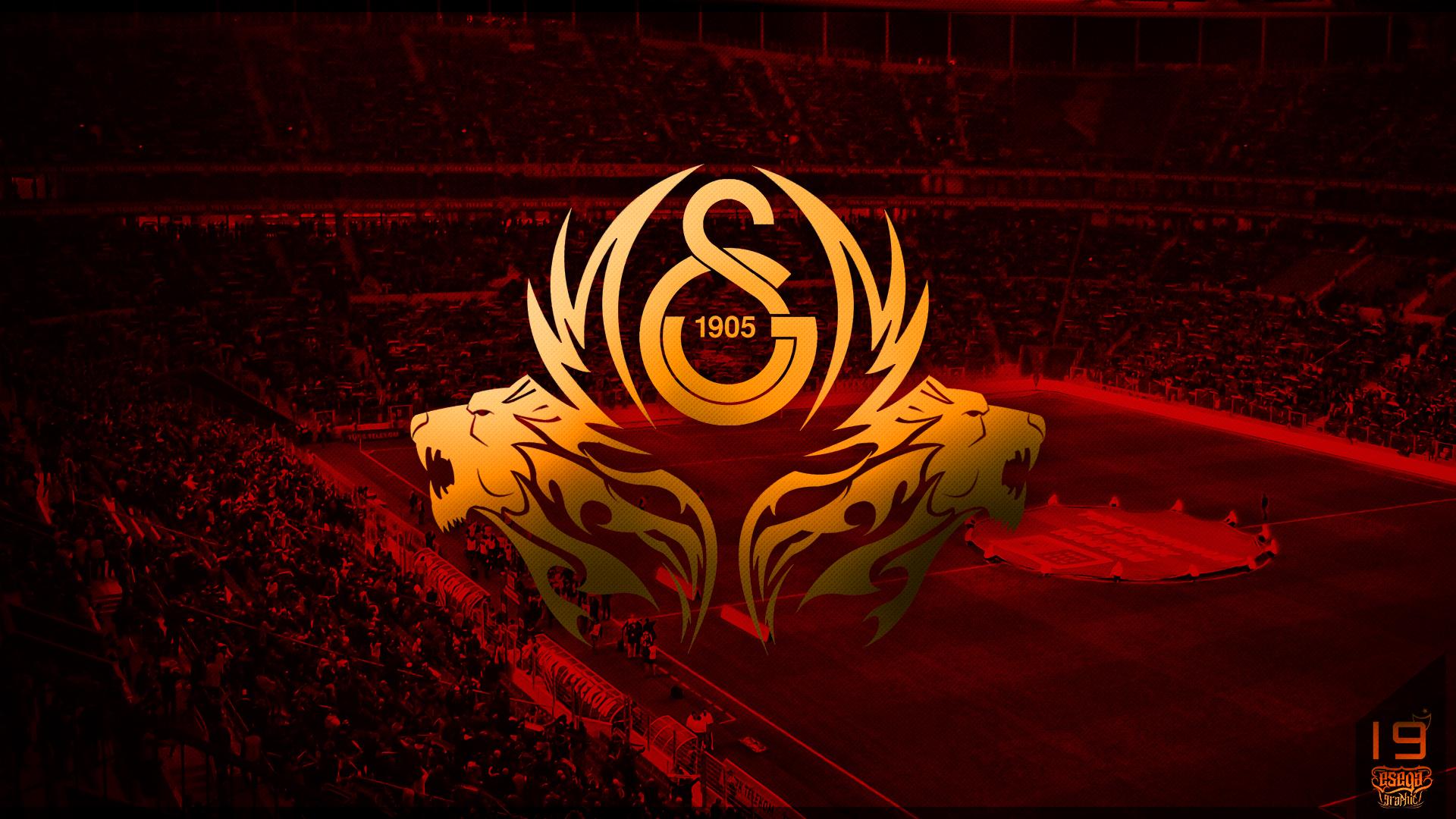 Galatasaray Wallpaper by EsegaGraphic on DeviantArt