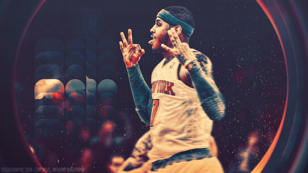 Carmelo anthony nyk wallpaper version 2 by esegagraphic on deviantart carmelo anthony nyk wallpaper version 2 by esegagraphic voltagebd Images