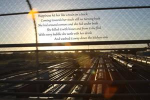 train tracks by depthdweller