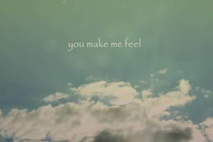 you make me feel by depthdweller