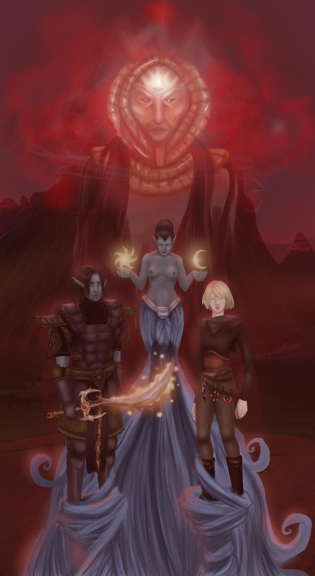 Morrowind by Draagonfly