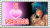 Ne-Cha Stamp by GBlastMan