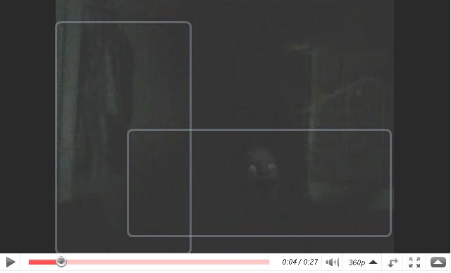 candle cove hidden creepy face by gblastman on deviantart