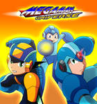 Megaman Universe fan cover
