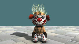 Sweet Tooth/Needles Kane - LittleBigPlanet Costume by Varia31