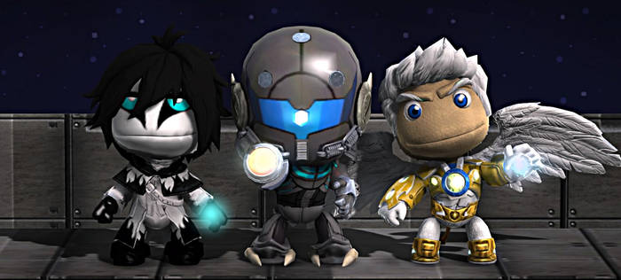 LBP 3 - Brothers