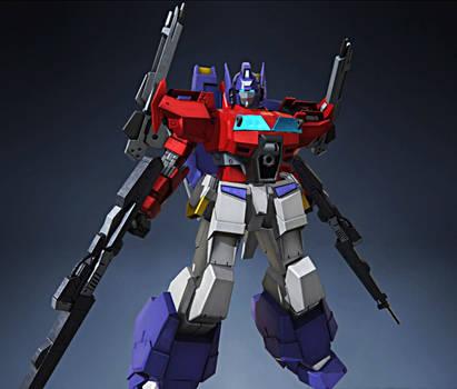 TF-88 Power Baser (Powermaster Optimus Prime)