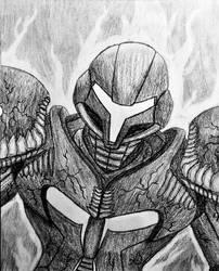 The Dark Hunter by Varia31