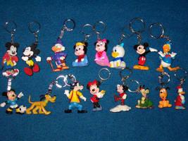 Key Chains - Disney