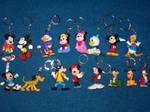 Key Chains - Disney by breloczkowo