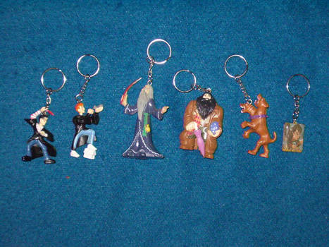 Key Chains - Harry Potter