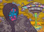 Funk Arrival by cosmicplasm