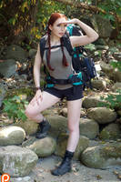 Hiker-Girl Sparks Her Fire - Teaser 1 by Gingersnap-Pixie
