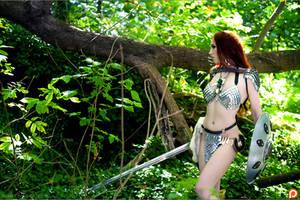 Warrior-Girl Conquers Her Desires - Teaser 2
