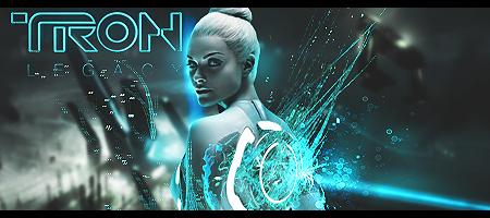 Tron Legacy sig by AniKiiLaDoR