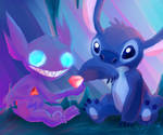 Sablye And Stitch