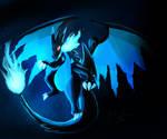 mega Charizard Xy fusion!!