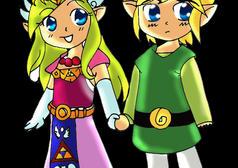 Come on Link by Kuriou