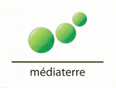 Logo Mediaterre by photogeniques