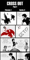 Cross Out [Pokemon X blind nuzlocke] page 3