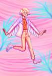 [Redraw] Sky jacket