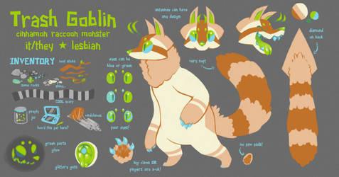 Trash Goblin - Ref