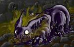 Fakemon - Poison Eeveelution
