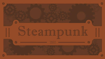 Steampunk Sheet by LeyendaV