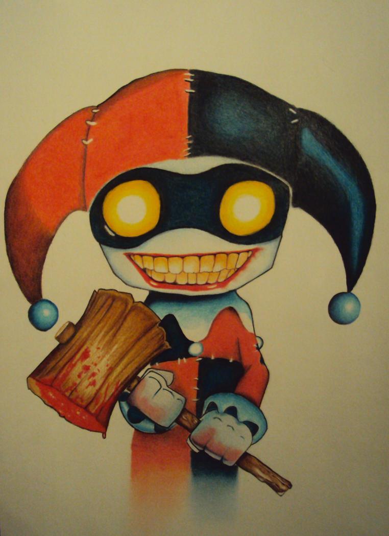 Harley quinn by rafacairo