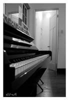 Ghostly music by alejarb