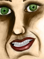 Close Up by amdillon