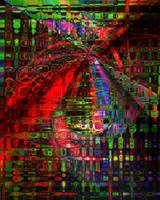 Abstract 001 by amdillon