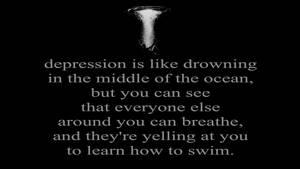 Depression by jrrain