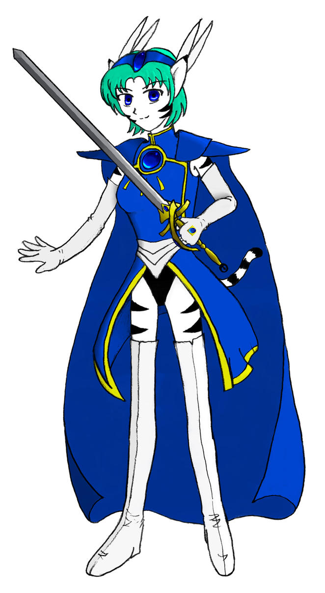 Magic Knight01 by ReblRC61