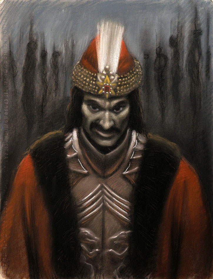 dracula the impaled reputation essay Write about chapter 1 of bram stoker's dracula as an introduction to the rest of vlad dracula-or vlad the impaler the prince also had a reputation for.