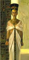 Nefertiti by Damnans