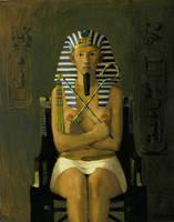 Hatshepsut by Damnans