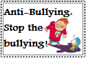Anti-Bullying Stamp by Hunter-Arkaman