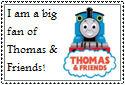 Thomas the Tank Engine Stamp