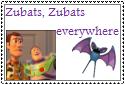 Zubats Everywhere Stamp by Hunter-Arkaman