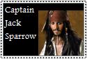 Capt. Jack Sparrow Stamp by Hunter-Arkaman