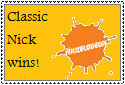 Classic Nickelodeon Stamp by Hunter-Arkaman