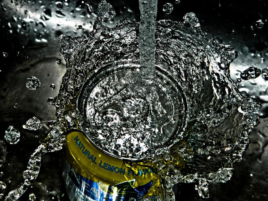 Nestea Splash by Hunter-Arkaman