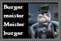 Burgermeister Stamp by Hunter-Arkaman