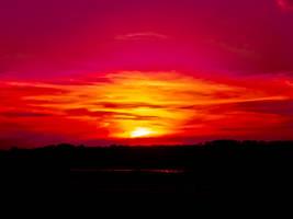 Vista Evening by Hunter-Arkaman