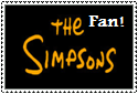 The Simpsons Stamp by Hunter-Arkaman